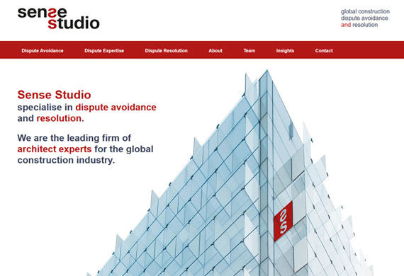 Chartered Architects' Website