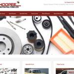 Car Parts Website